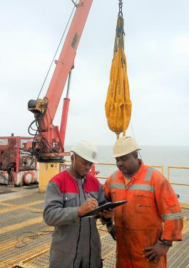 equipment inspection by bureau veritas